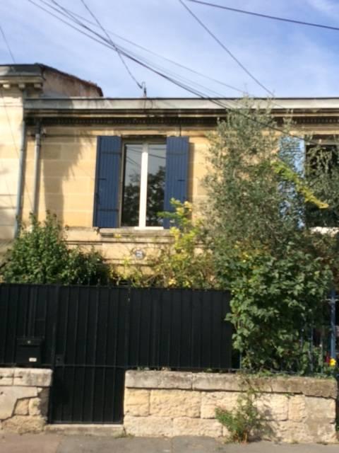 Maison en pierre bordeaux bastide agence immobili re for Maison bordeaux bastide