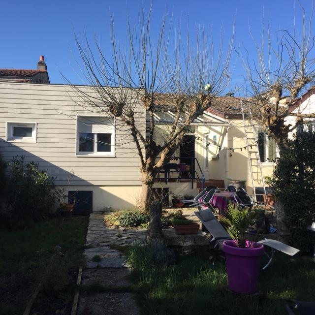 A vendre choppe double avec garage bordeaux bastide agence immobili re bordeaux bastide - Maison jardin public bordeaux vendre tours ...