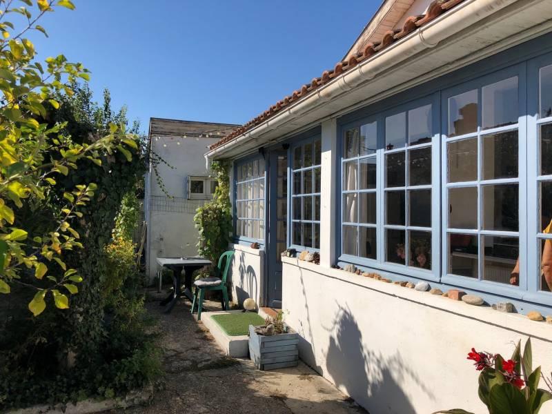 A Vendre Petite Maison Avec Un Garage Un Atelier Et Un Jardin Sans Vis A Vis Bas Cenon Agence Immobiliere A Bordeaux Bastide Expansion Rive Droite